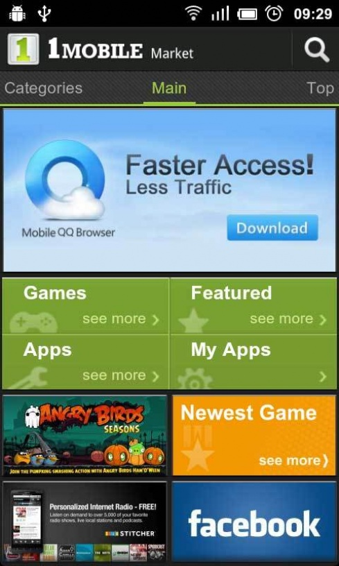 android market free apps download size882.6KB