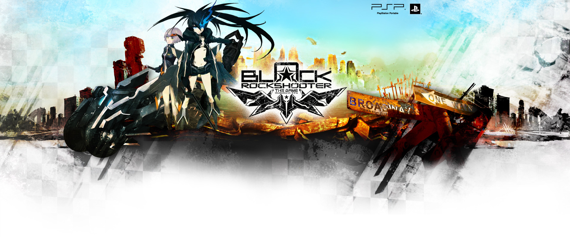 black rock shooter the game english size206.3KB