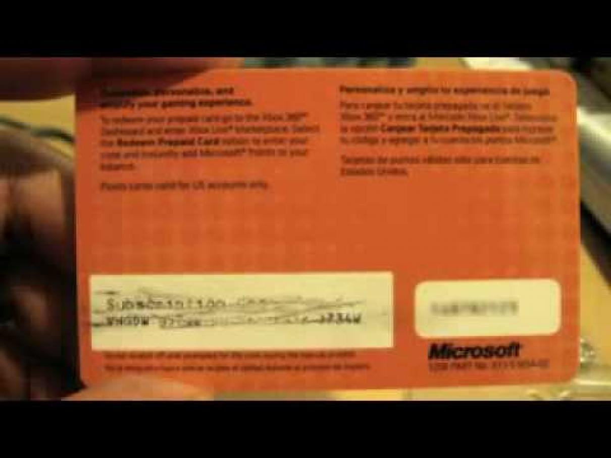 codes for free microsoft xbox points size93.1KB