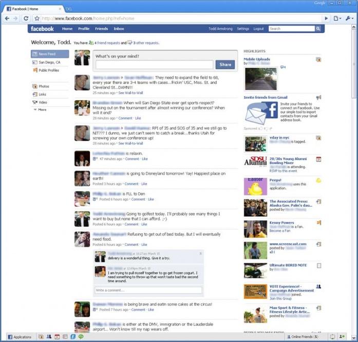 facebook home login profiles twitter size86.1KB