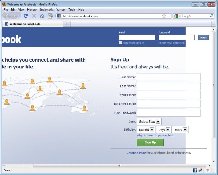 my facebook facebook login sign up sign size410.9KB