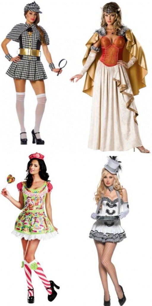 party city  halloween costumes size25.0KB