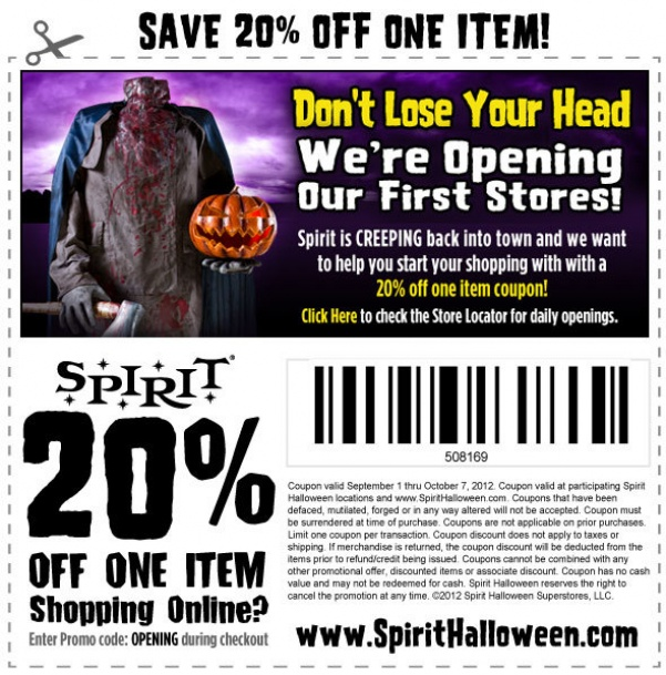 spirit halloween coupon 20 printable size114.8KB